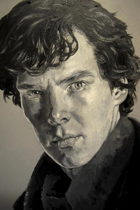 Benedict Cumberbatch by PennyCS